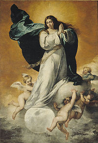 Murillo's Immaculate Conception- 1650